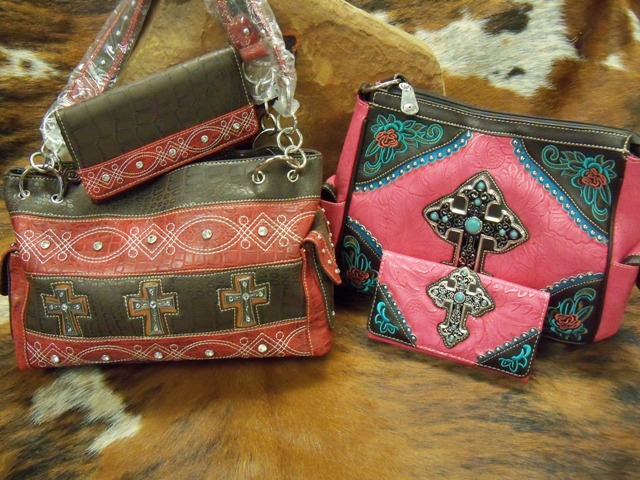 Cowgirl Bling Purse