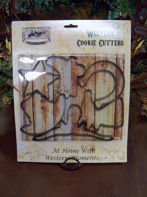 Western Cookie Cutters