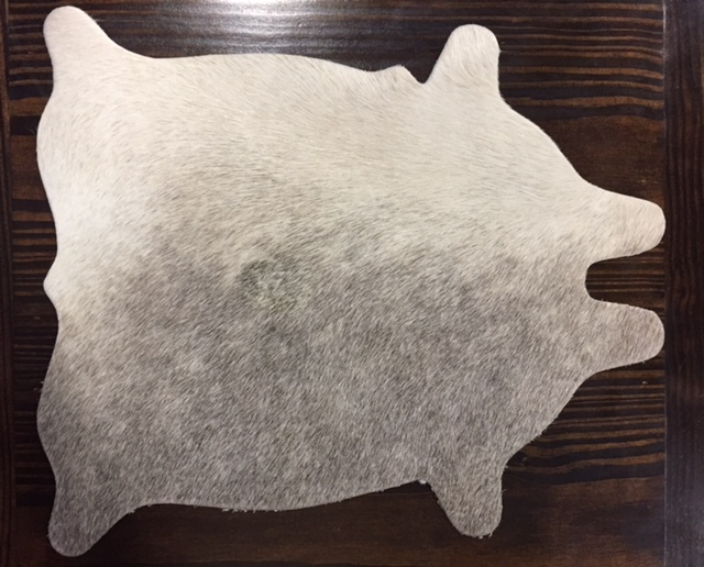 Natural Cowhide Placemat