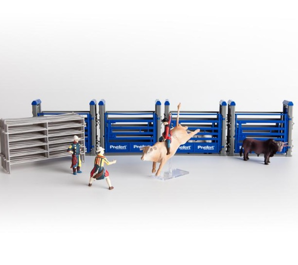 Bucking Bull Toy Set