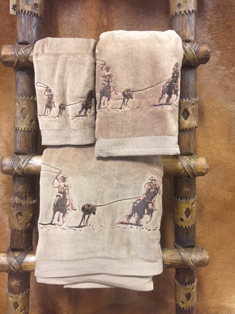 Team Roper Towel Set