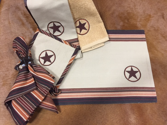Star Kitchen Towels