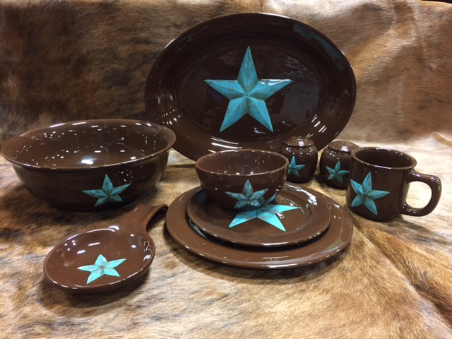 Star Chocolate Dishware