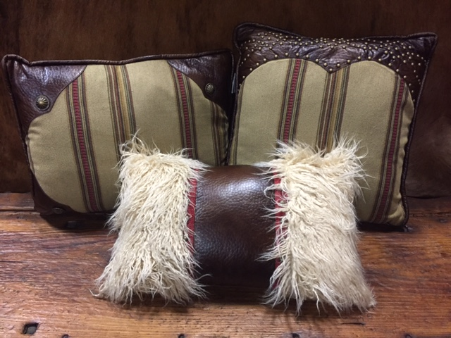 Neutral Ruidoso Accent Pillows