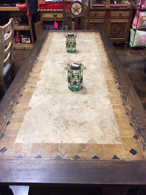 Rectangle Dinning Room Table