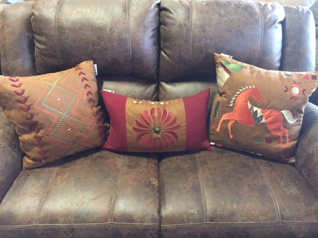 Southwest Accent Pillows