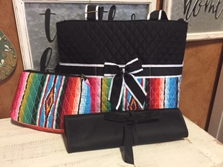 Serape Diaper Bag