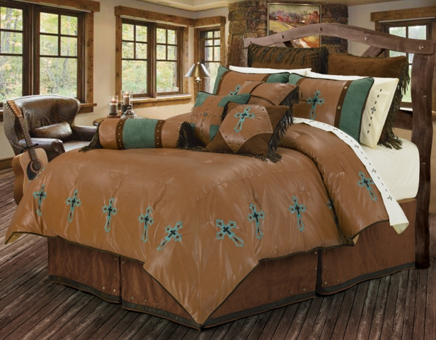 Las Cruces Bedding