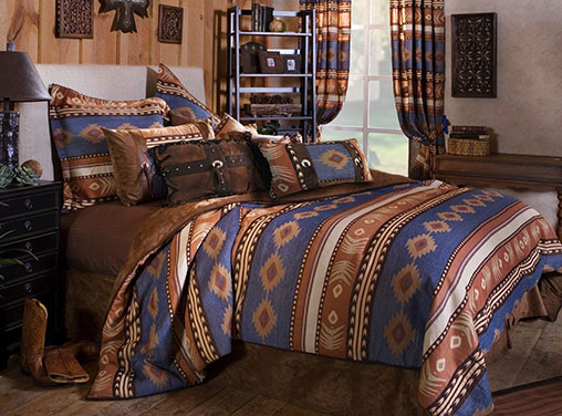 Sierra Bedding Decor