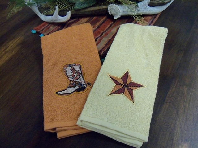 Boot Terry Towel