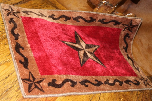 Ranch Style Star Rugs