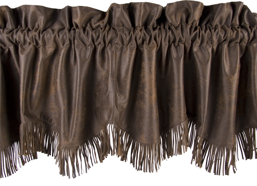 Western Faux Valance