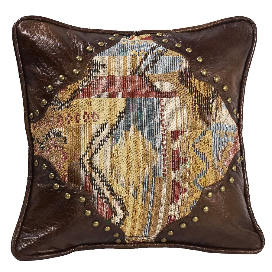 Ruidoso Scalloped Pillow