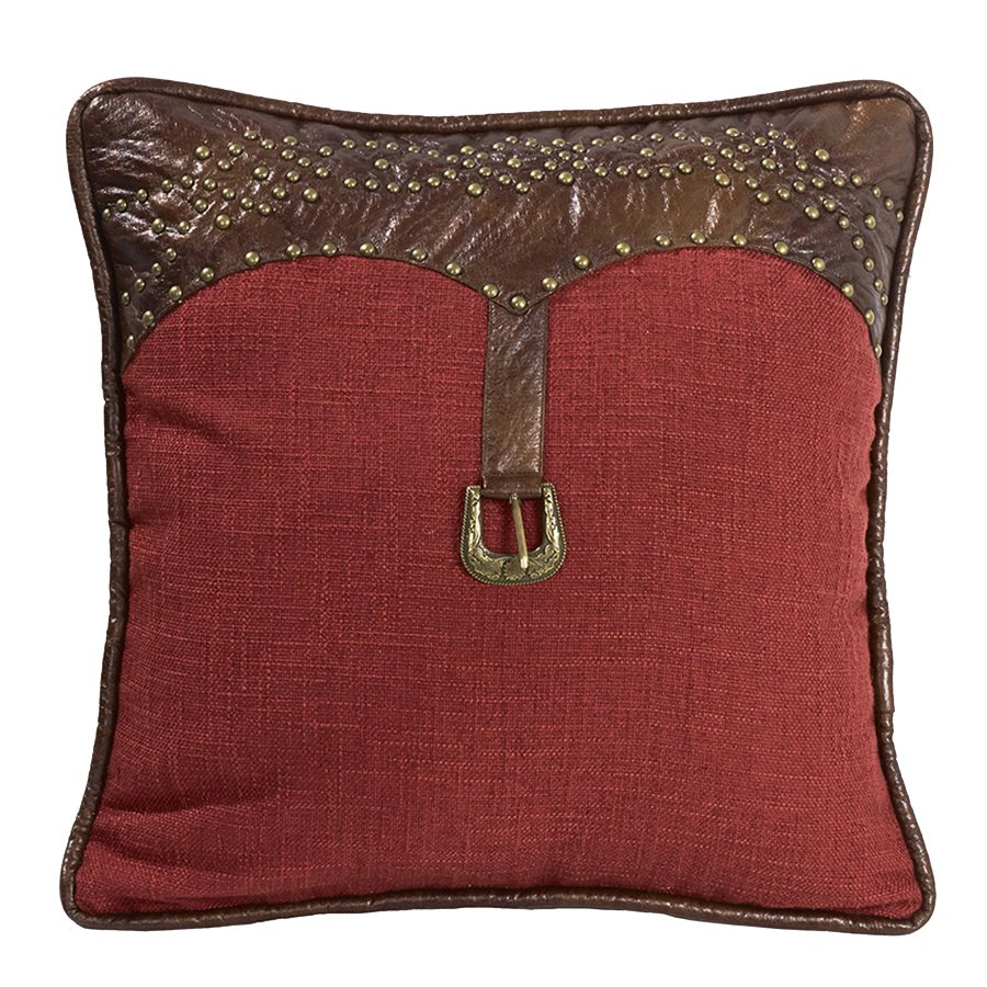 Ruidoso Red Pillow