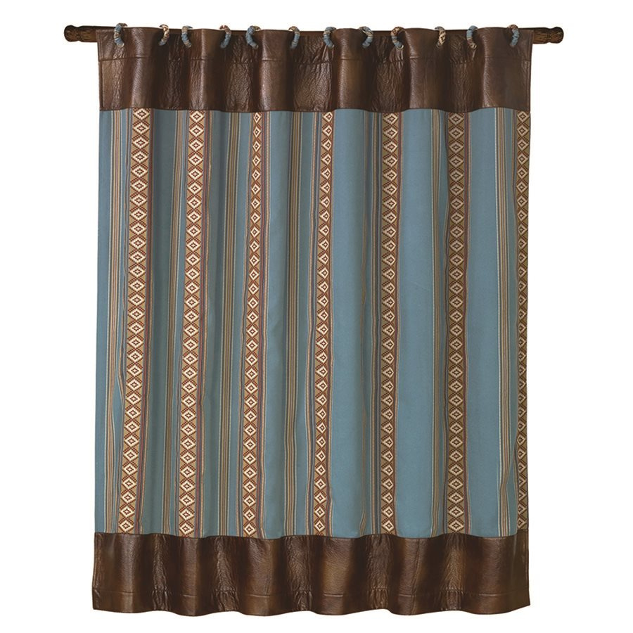 Ruidoso Shower Curtain