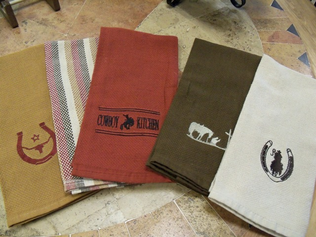 Western Kitchen Towel