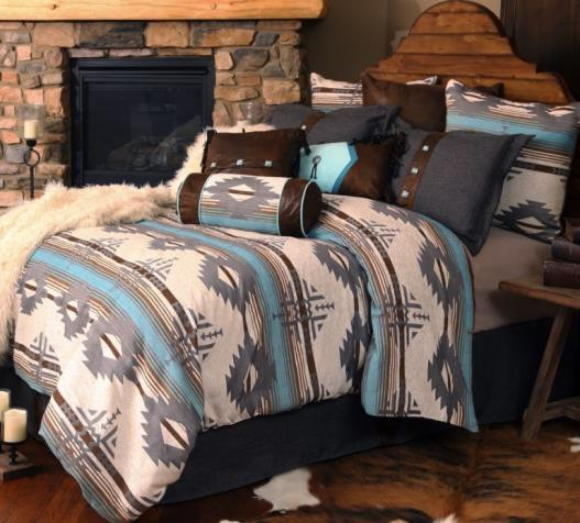 Badlands Bedding Decor