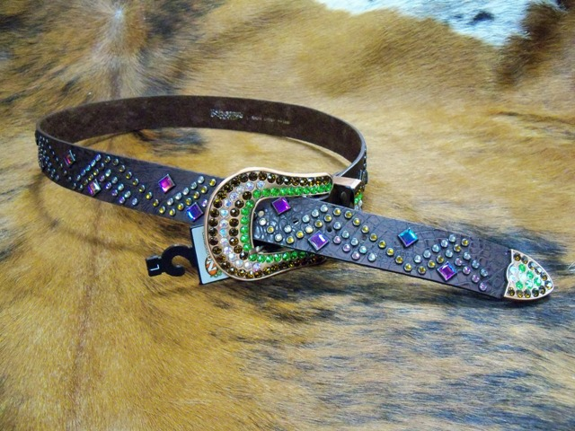 Nocona Bling Cowgirl Belt