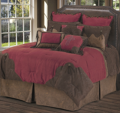 Red Rodeo Bedding