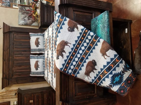 Buffalo Quilt Collection
