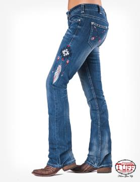 Free Spirit Cowgirl Tuff Jeans