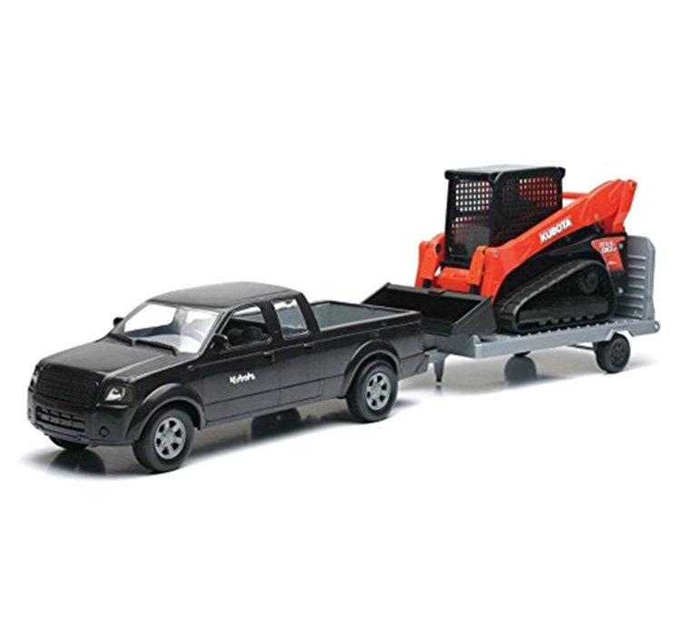 Kubota Truck & Trailer Set