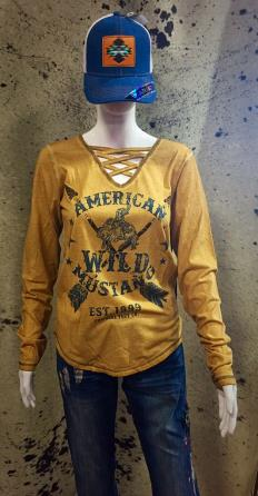 Mustard Long Sleeve