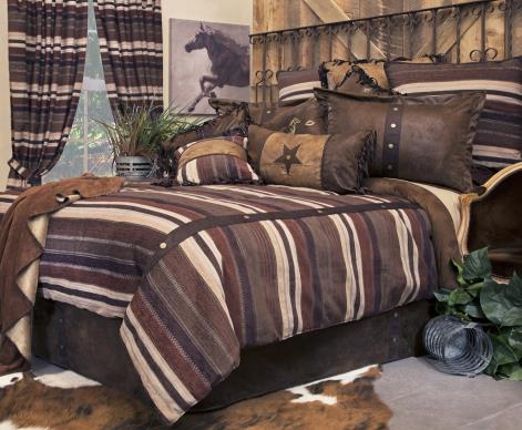 Old West Bedding Set