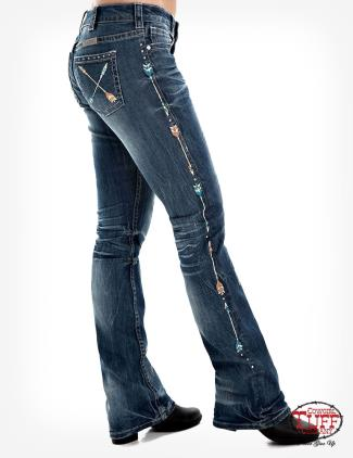 Wild Pathmaker Cowgirl Tuff Jeans