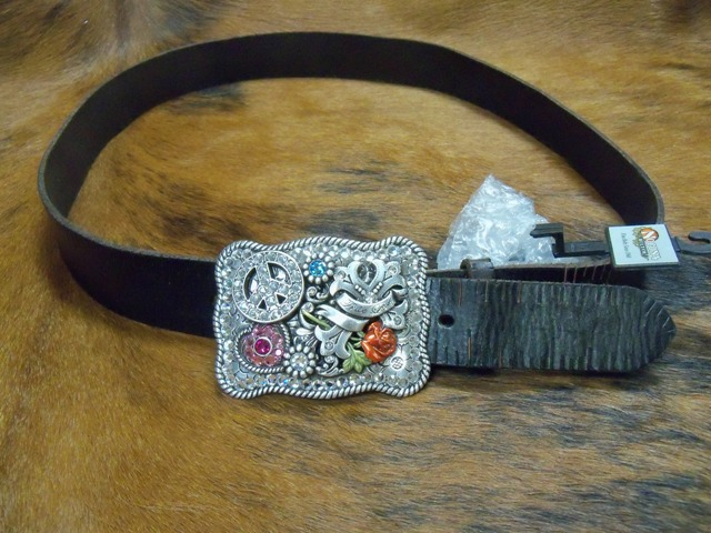 Peace Ladies Belt