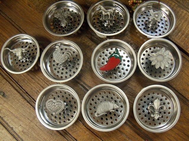 Western Sink Strainers