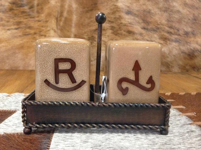 Brands Salt and Pepper Set